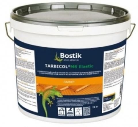 Bostik Tarbicol MS Elastic / Бостик Тарбикол МС Эластик клей паркетный на основе МС полимеров