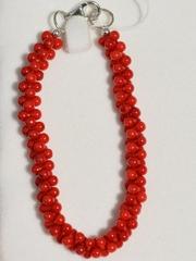Коралл-м-аа (браслет из натуральных камней)