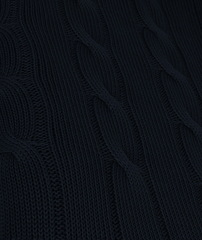 Подушка декоративная 40x40 Casual Avenue Messina темно-синяя