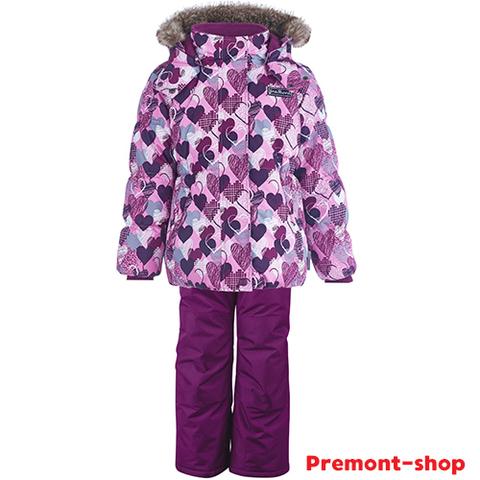 Комплект Premont Зима Зимняя клюква WP81210 PINK