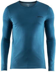 Беговая рубашка Craft Cool Comfort Blue мужская