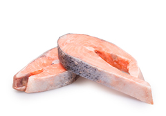 Семга замороженная, стейк~1кг