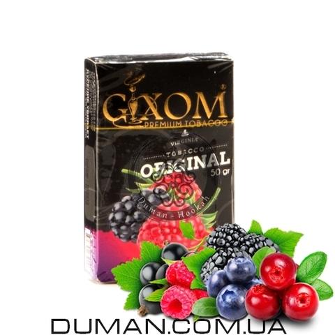 Табак Gixom Berry (Гиксом Ягоды)