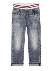 BJN005200 джинсы для мальчиков, медиум