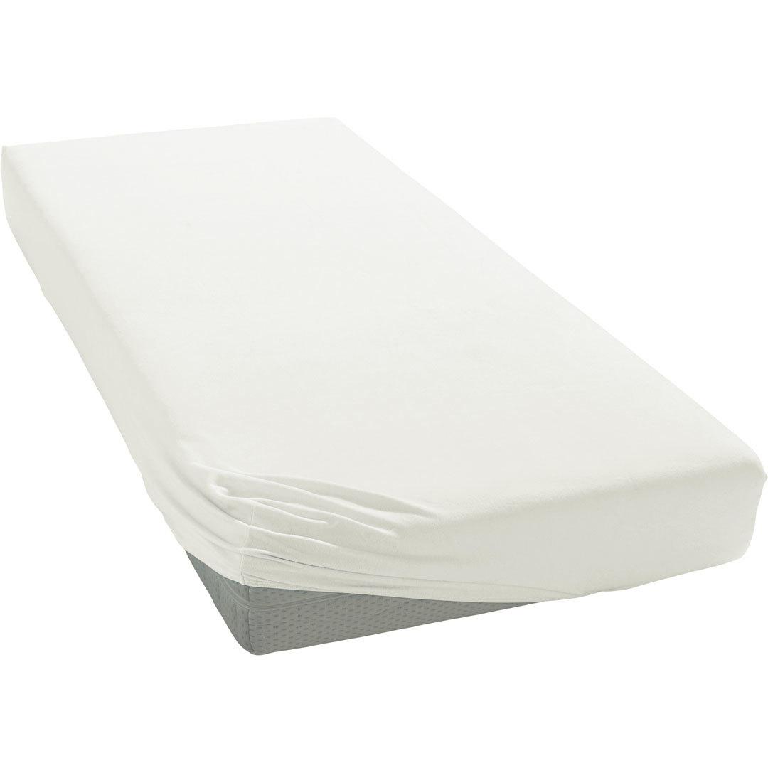 PREMIUM - Двуспальная простыня на резинке