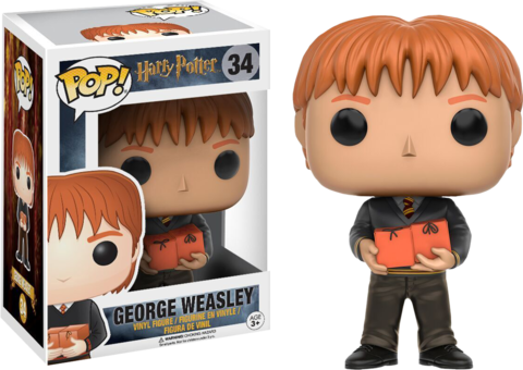 Фигурка Funko Pop! Movies: Harry Potter - George Weasley