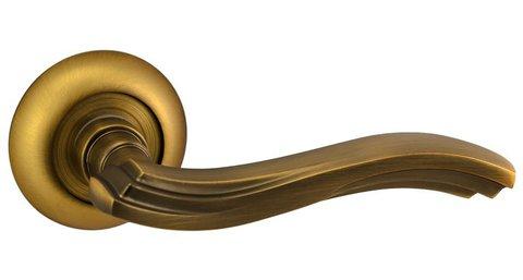 Фурнитура - Ручка Дверная  ONYX 55339, цвет матовый кофе