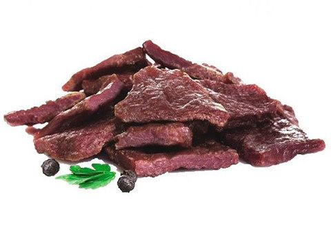 Сушеное мясо страуса, 100г