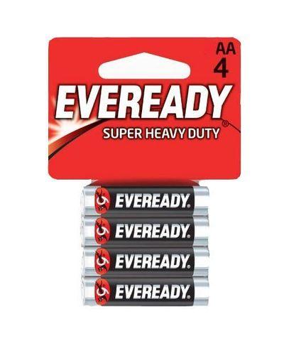 Батарейки EVEREADY R6 типа AA - 4 шт.