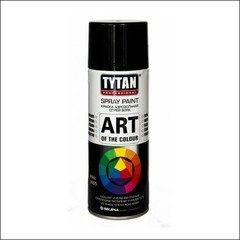 Краска аэрозольная Tytan Tytan Professional Art of the colour (серая)