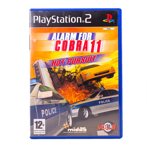Alarm for Cobra 11: Hot Pursuit (PS2)