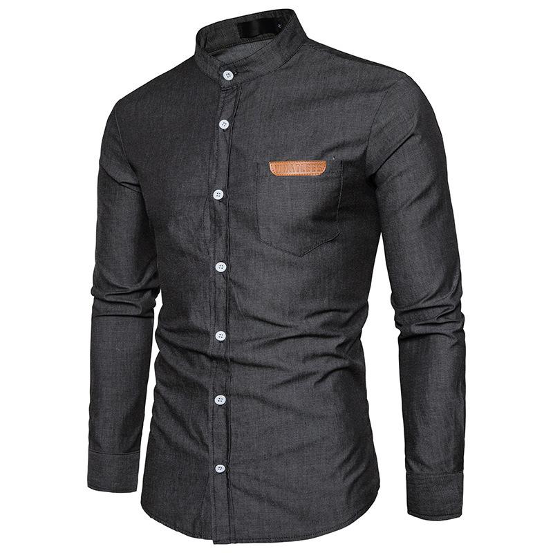 мужские рубашки Мужская рубашка  Slim Fit 4680675101_769668474.jpg