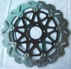 Тормозные диски передние для мотоцикла (2шт.) для Kawasaki ZX-12R 00-03, ZX-9R 94-97 02-03