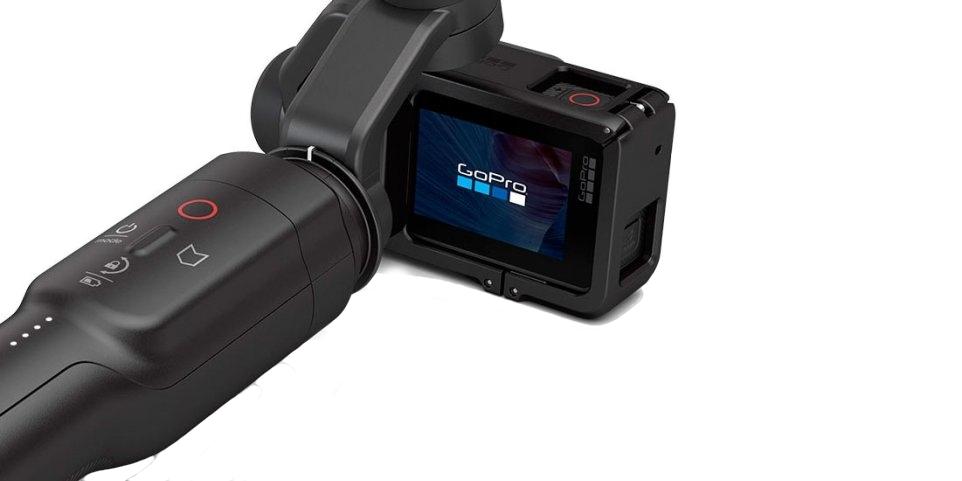 Трехосевой стабилизатор GoPro Karma Grip (AGIMB-004) с камерой