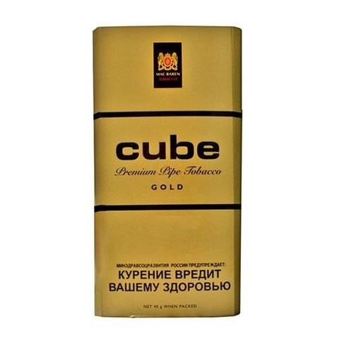 Табак Mac Baren Cube Gold (40 гр)