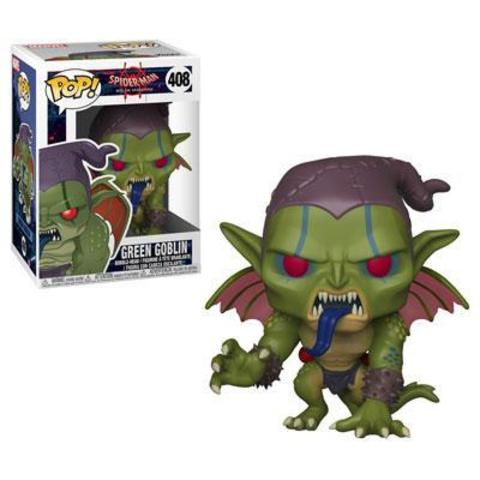 Funko POP! Bobble: Marvel: Animated Spider-Man: Green Goblin