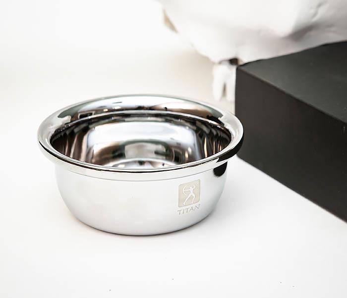 Titan, Стальная чаша «TITAN» для взбивания пены
