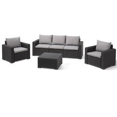 Комплект уличной мебели Allibert California 3