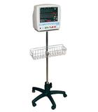 Тележка больничная приборная для кардиомонитора ТБП-ММ 1506