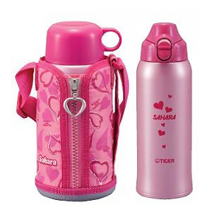 Термос Tiger MBO-A060 (0.6 литра) розовый