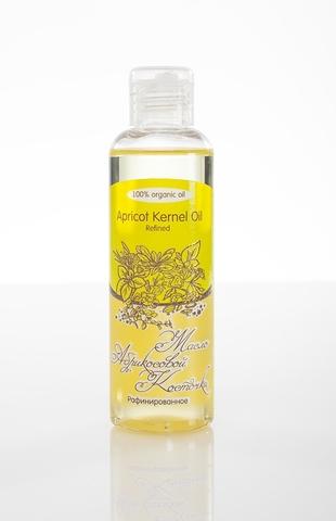 Масло АБРИКОСОВОЙ КОСТОЧКИ Apricot Kernel Oil Refined рафинированное, 100 ml