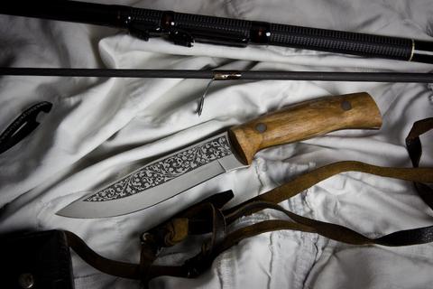 Туристический нож Снегирь-2