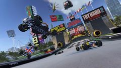 Sony PS4 Trackmania Turbo (поддержка VR, русская версия)