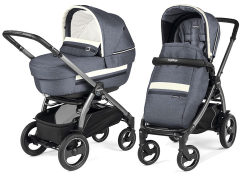 Коляска 2 в 1 Peg-Perego Book 51 S Elite Titania