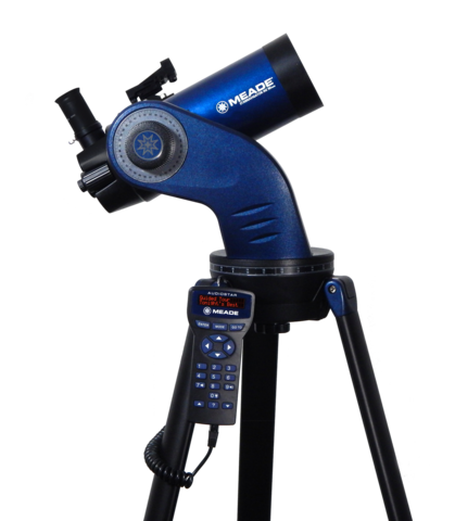 Телескоп MEADE Starnavigator NG 90 мм Maksutov (с пультом AudioStar)