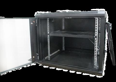 Заказать и купить Шкаф телекоммуникационный настенный 19 18U серия TN: цена в Москве от производителя