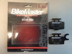 Колодки тормозные BikeMaster 96-1226