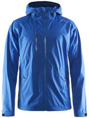 Ветрозащитная мембранная куртка Craft Aqua Rain Blue мужская