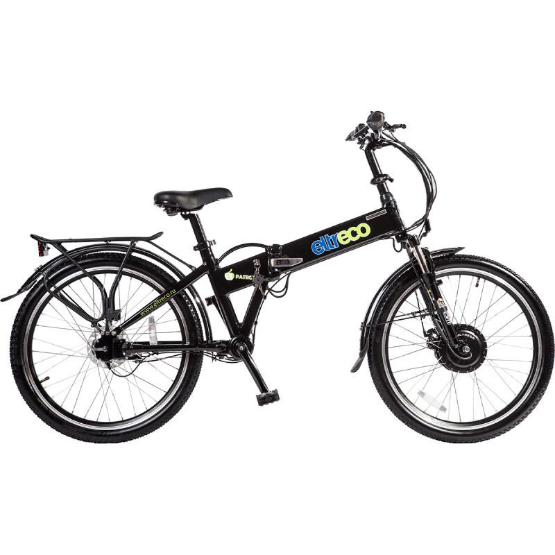 Велогибрид Eltreco PATROL КАРДАН 24 - Велогибриды, артикул: 780630