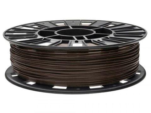 Пластик PLA REC 1.75 мм 750 г., коричневый