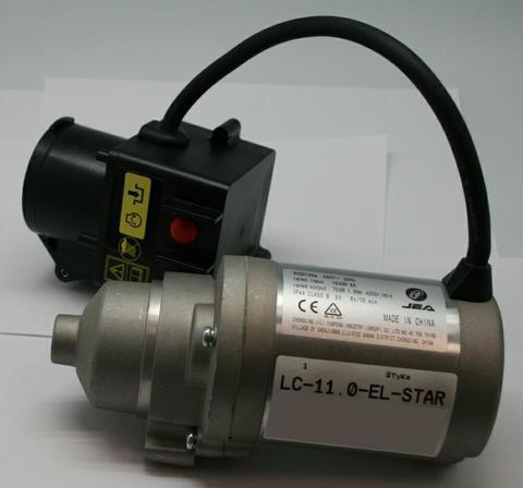 Электростартер DDE LONCIN 11/13/14 л.с. 230V с розеткой пуска
