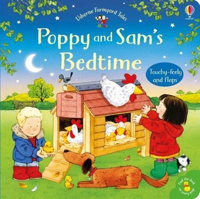 Kitab Poppy And Sam's Bedtime   Sam Taplin