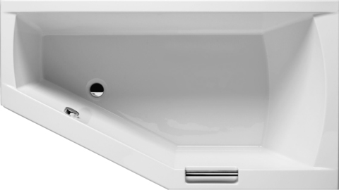 Акриловая ванна Riho GETA 170х90 L