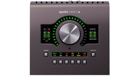 UNIVERSAL AUDIO Apollo Twin X Quad Аудиоинтерфейс