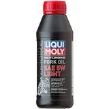 Liqui Moly Motorbike Fork Oil Light 5W — Синтетическое масло для вилок и амортизаторов