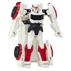 Робот - Трансформер  Рэтчет (Ratchet) 1 step - Роботы под прикрытием, Hasbro
