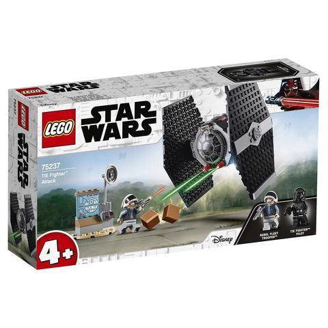 LEGO Star Wars: Истребитель Сид 75237 — TIE Fighter Attack — Лего Звездные войны Стар Ворз