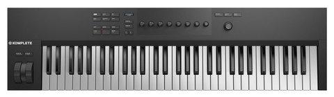 Native Instruments Komplete Kontrol A61 USB-MIDI контроллер