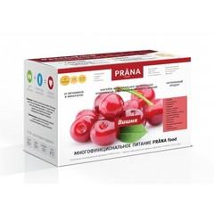 Коктейль, PRANA food, Вишня, коробка, 14 X 15 гр