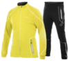 CRAFT HIGH FUNCTION мужской лыжный костюм желтый