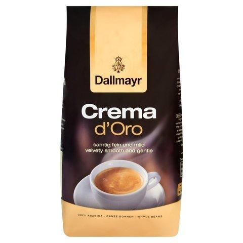 Кофе Dallmayr Crema d'Oro в зернах