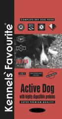 Корм для молодых собак Kennel's Favorite Active Dog