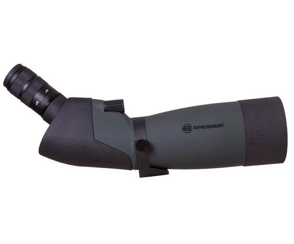 Вид труба Bresser Pirsch 20-60x 80 сбоку