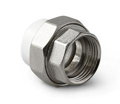 Муфта комбинированная разъемная Pro Aqua 20х1/2