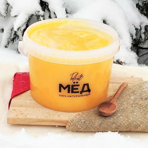 Мёд цветочный начала лета (Ивановка) 3 литра