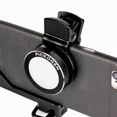 Видеосвет для телефона на прищепке